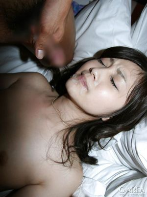 Chinese dirty facials japanese jizz shots