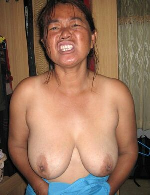 Naked Korean wives at home