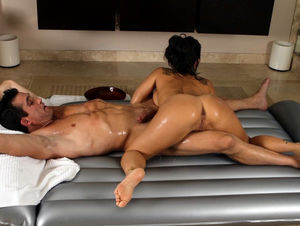 happy ending asian massage