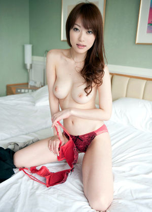 hot naked japanese woman