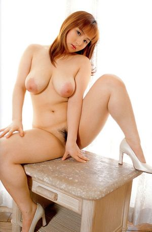 busty japanese nude