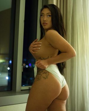 thicc asian girls