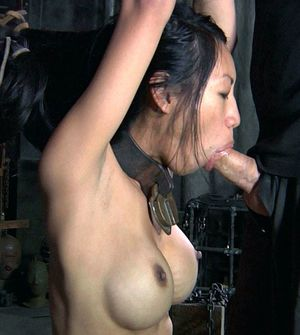 asian model blowjob