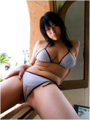 chubby busty asian